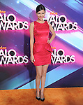 Victoria Justice at the TeenNick HALO Awards held at The Palladium in Hollywood, California on November 17,2012                                                                               © 2012 Hollywood Press Agency