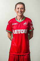 Wedensday 26 July 2017<br />Pictured: Sarah Adams<br />Re: Swansea City Ladies Squad 2017- 2018 at the Liberty Stadium, Wales, UK