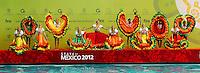 U.S.A . USA.Highligths event Day01 - Nov. 30.7th FINA Synchronized Swimming  World Trophy.Mexico City MEX - Nov. 30th, Dec. 2nd, 2012.Photo G.Scala/Deepbluemedia/Inside .Nuoto Sincronizzato
