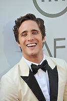 Diego Boneta at the 2014 American Film Institute's Life Achievement Awards honoring Jane Fonda, at the Dolby Theatre, Hollywood.<br /> June 5, 2014  Los Angeles, CA<br /> Picture: Paul Smith / Featureflash