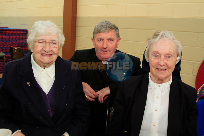 Sr Rosaria Bishop Smith and Sr Mary Patricia.at the 20th Anniversary of the lifestyle development group..Picture Fran Caffrey www.newsfile.ie