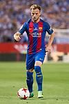 FC Barcelona's midfielder Ivan Rakitic during Copa del Rey (King's Cup) Final between Deportivo Alaves and FC Barcelona at Vicente Calderon Stadium in Madrid, May 27, 2017. Spain.<br /> (ALTERPHOTOS/BorjaB.Hojas)