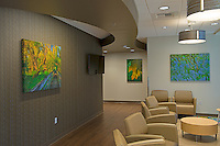 Lake Hills Clinic Waiting Room