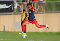 Boyds, MD - Saturday July 09, 2016: Caprice Dydasco during a regular season National Women's Soccer League (NWSL) match between the Washington Spirit and the Chicago Red Stars at Maureen Hendricks Field, Maryland SoccerPlex.