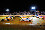 Aug 8, 2009; 10:45:54 PM; Union, KY., USA; The North-South 100  running a 50,000-to-win Lucas Oil Late Model Dirt Series sanctioned event at Florence Speedway.  Mandatory Credit: (thesportswire.net)