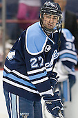 Travis Ramsey - The University of Maine Black Bears defeated the Michigan State University Spartans 5-4 on Sunday, March 26, 2006, in the NCAA East Regional Final at the Pepsi Arena in Albany, New York.