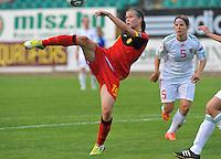 2012-06-20 Hungary - Belgium