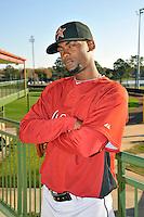 Feb 25, 2010; Kissimmee, FL, USA; The Houston Astros pitcher Sammy Gervacio (63) during photoday at Osceola County Stadium. Mandatory Credit: Tomasso De Rosa/ Four Seam Images
