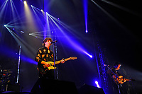 LONDON, ENGLAND - DECEMBER 2: Luke Pritchard and Peter Denton of 'The Kooks' performing at SSE Arena on December 2, 2017 in London, England.<br /> CAP/MAR<br /> &copy;MAR/Capital Pictures /MediaPunch ***NORTH AND SOUTH AMERICAS ONLY***