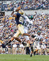 Eastern Michigan Eagles @ Pitt Panthers 09-01-07