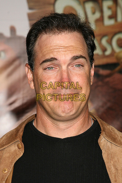 "PATRICK WARBURTON.Los Angeles Premiere of ""Open Season"" at the Greek Theatre, Los Angeles, California, USA..September 25th, 2006.Ref: ADM/BP.headshot portrait .www.capitalpictures.com.sales@capitalpictures.com.©Byron Purvis/AdMedia/Capital Pictures."