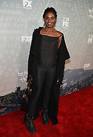 """SANTA MONICA - FEBRUARY 26: Adina Porter arrives at the red carpet event for FX's """"Better Things"""" Season Three Premiere at the The Eli and Edythe Broad Stage on February 26, 2019 in Santa Monica, California. (Photo by Frank Micelotta/FX/PictureGroup)"""