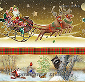 GIORDANO, GIFT WRAPS, GESCHENKPAPIER, PAPEL DE REGALO, Christmas Santa, Snowman, Weihnachtsmänner, Schneemänner, Papá Noel, muñecos de nieve, paintings+++++,USGIR286,#GP#,#X# napkins