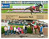 Awesome Mich winning at Delaware Park on 5/18/13