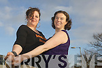 Bailando Kerry are holding a number of Salsa classes in Kerry kicking off this week to get men and women active and fit through the fun Latin American dance class. .Pictured L-R Dance teachers, Fanny Binder and Natalie Russell
