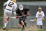 Palos Verdes, CA 04/14/09 -  Blake Allman (Peninsula #12) and Mike Macfarlane (PV#9)