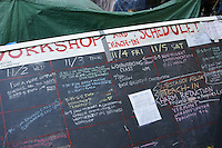 Wall Street Movement/Occupy Wall Street