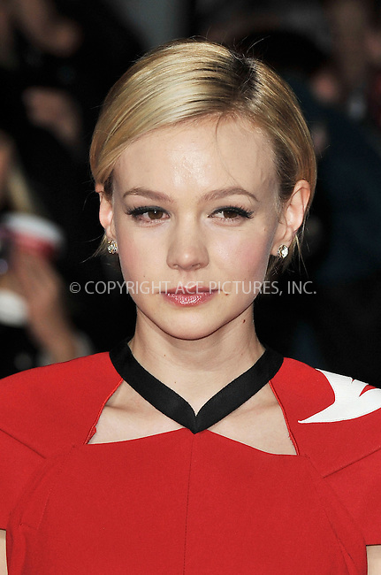 WWW.ACEPIXS.COM . . . . .  ..... . . . . US SALES ONLY . . . . .....January 19 2012, London....Carey Mulligan arriving at the London Film Critics' Circle Awards at BFI Southbank on January 19, 2012 in London, England.....Please byline: FAMOUS-ACE PICTURES... . . . .  ....Ace Pictures, Inc:  ..Tel: (212) 243-8787..e-mail: info@acepixs.com..web: http://www.acepixs.com