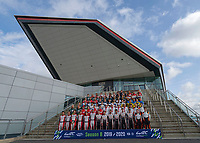 2019 WEC drivers photo during the WEC 4HRS of SILVERSTONE at Silverstone Circuit, Towcester, England on 30 August 2019. Photo by Vince  Mignott.
