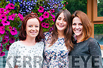 Sean McCarthy Memorial Weekend: Attending the Sean McCarthy Memorial festival in Finuge on Sunday last were Karen O'Sullivan, Finuge, Persa Mastora, Athens & Edel Mulvihill, Finuge.