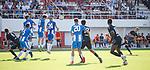 09.07.2019: St Joseph's v Rangers: Borna Barisic scores with a free-kick