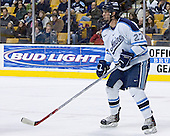 Travis Ramsey - The Boston College Eagles defeated the University of Maine Black Bears 4-1 in the Hockey East Semi-Final at the TD Banknorth Garden on Friday, March 17, 2006.