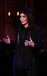 "Joanna Gleason performing a press preview of  ""Out of the Eclipse""  at Feinsteins/54 Below on February 21, 2019 in New York City."