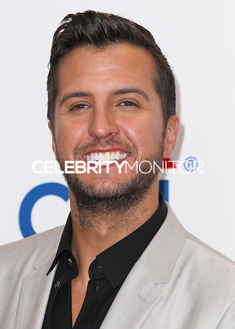 LAS VEGAS, NV, USA - MAY 18: Luke Bryan in the press room at the Billboard Music Awards 2014 held at the MGM Grand Garden Arena on May 18, 2014 in Las Vegas, Nevada, United States. (Photo by Xavier Collin/Celebrity Monitor)