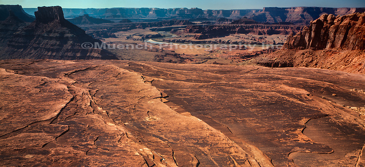 Colorado River,Canyonlands National Park,Utah