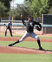 Bryan Saucedo - 2017 AIL White Sox (Bill Mitchell)