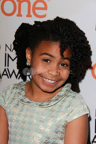 PASADENA, CA - FEBRUARY 5: Taliyah Whitaker at the 46th NAACP Image Awards Non-Televised Ceremony at the Pasadena Convention Center in Pasadena, California on February 5, 2015. Credit: David Edwards/Dailyceleb/MediaPunch