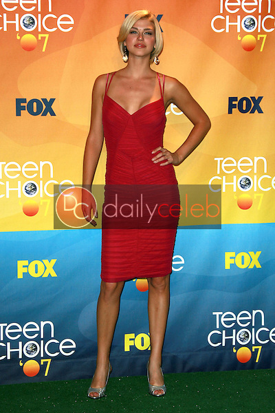 Adrianne Palicki<br />in the press room of the 2007 Teen Choice Awards. Gibson Amphitheater, Universal City, CA. 08-26-07<br />Dave Edwards/DailyCeleb.com 818-249-4998