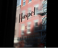 Haspel X Raleigh Denim