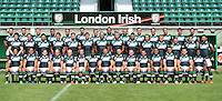 Sunbury-on-Thames, England. during the London Irish Media session on August 6, 2013 in Sunbury-on-Thames, England.