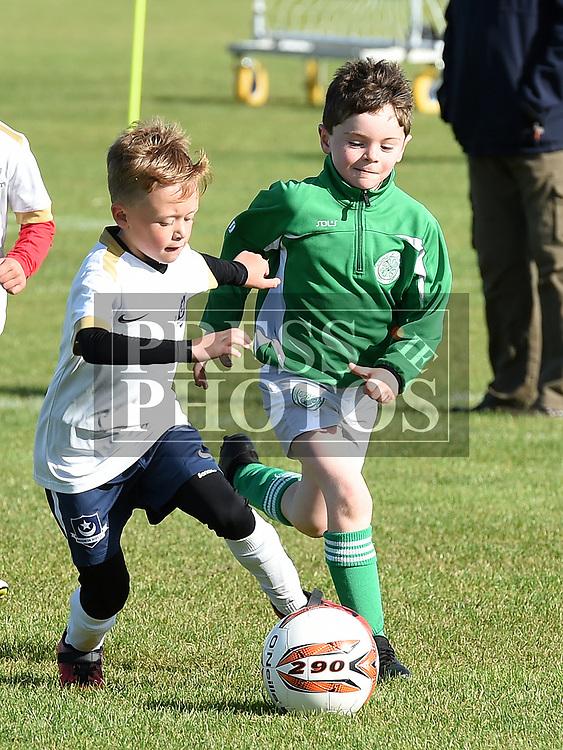 Drogheda Boys Dominic Vilus Termonfeckin Shay Kearns. Photo:Colin Bell/pressphotos.ie