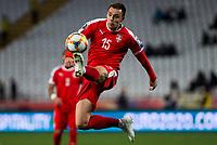 2019 Euro 2020 Qualifiers Serbia v Ukraine Nov 17th
