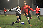 01/11/2010 - Eton Manor Vs AFC Hornchurch - Essex Senior Cup - 3rd Round - Mayesbrook Park
