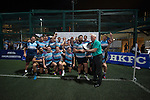 Natixis HKFC are the Shield winners during GFI HKFC Rugby Tens 2016 on 07 April 2016 at Hong Kong Football Club in Hong Kong, China. Photo by Juan Manuel Serrano / Power Sport Images