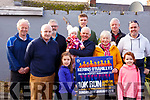 Launching the Kerins O&rsquo;Rahillys Pro Plan Fun Run 10k fundraiser at their clubrooms on Saturday last. Front   Aoibhinn and Anna Corridon.<br /> Back l-r, Frank O&rsquo;Connor, Rory Kerins, Mike Griffin, John Griffin, Katie Cunningham, Tommy Walsh, Sean Walsh, Cathriona O&rsquo;Sullivan and Tony Corridan.