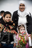 l'engagement des femmes kurdes de Turquie