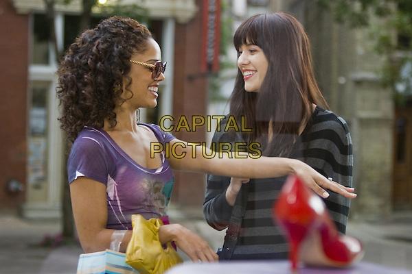 Karen LeBlanc, Mary Elizabeth Winstead<br /> in Make It Happen (2008) <br /> (Dancing Girls)<br /> *Filmstill - Editorial Use Only*<br /> CAP/NFS<br /> Image supplied by Capital Pictures