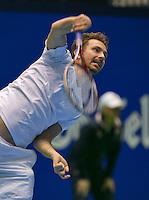 18-12-13,Netherlands, Rotterdam,  Topsportcentrum, Tennis Masters,    Matwé Middelkoop   <br /> Photo: Henk Koster