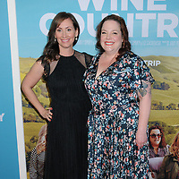 "Liz Cackowski and Emily Spivey at the World Premiere of ""WINE COUNTRY"" at the Paris Theater in New York, New York , USA, 08 May 2019"
