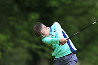 David Daly (Carton House) during the Connacht U14 Boys Amateur Open, Ballinasloe Golf Club, Ballinasloe, Galway,  Ireland. 10/07/2019<br /> Picture: Golffile | Fran Caffrey<br /> <br /> <br /> All photo usage must carry mandatory copyright credit (© Golffile | Fran Caffrey)