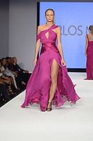 Carlos Miele at Miami Fashion Week 2013