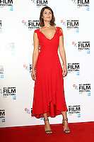 Gemma Arterton at the London Film Festival Photocall for Their Finest at The Mayfair Hotel, London on October 13th 2016<br /> CAP/ROS<br /> &copy;ROS/Capital Pictures /MediaPunch ***NORTH AND SOUTH AMERICAS ONLY***