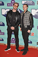 Sigma (DJs) <br /> A British drum and bass DJ and record production duo consisting of Cameron James &quot;Cam&quot; Edwards and Joseph Aluin &quot;Joe&quot; Lenzie. <br /> MTV EMA Awards 2017 in Wembley, London, England on November 12, 2017<br /> CAP/PL<br /> &copy;Phil Loftus/Capital Pictures