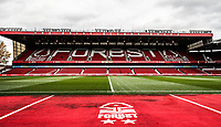 The City Ground - Nottingham Forest <br /> <br /> Photographer Rachel Holborn/CameraSport<br /> <br /> The EFL Sky Bet Championship - Nottingham Forest v Sheffield United - Saturday 3rd November 2018 - The City Ground - Nottingham<br /> <br /> World Copyright &copy; 2018 CameraSport. All rights reserved. 43 Linden Ave. Countesthorpe. Leicester. England. LE8 5PG - Tel: +44 (0) 116 277 4147 - admin@camerasport.com - www.camerasport.com