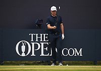 Justin Rose (ENG) during a practice round ahead of the 148th Open Championship, Royal Portrush Golf Club, Portrush, Antrim, Northern Ireland. 16/07/2019.<br /> Picture David Lloyd / Golffile.ie<br /> <br /> All photo usage must carry mandatory copyright credit (© Golffile | David Lloyd)