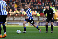 Barry Bannan of Sheffield Wednesday during Charlton Athletic vs Sheffield Wednesday, Sky Bet EFL Championship Football at The Valley on 30th November 2019